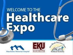 2011Health Career Expo at EKU Manchester