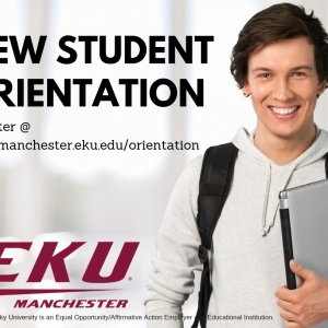 New Student Orientation at EKU Manchester